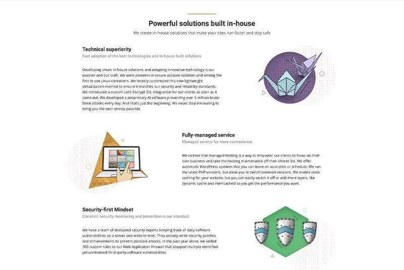 Flywheel vs SiteGround: SiteGround Security